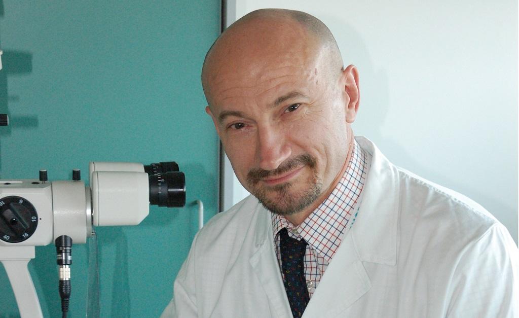 Diego Ponzin direttore di Fondazione Banca degli Occhi