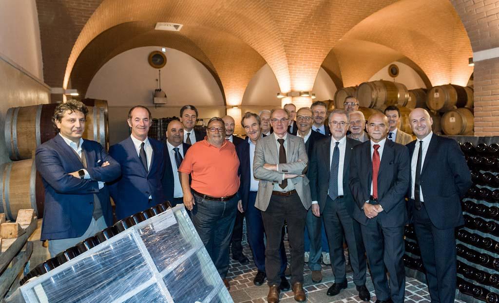 La commissione selezionatrice del Santalucia 2015