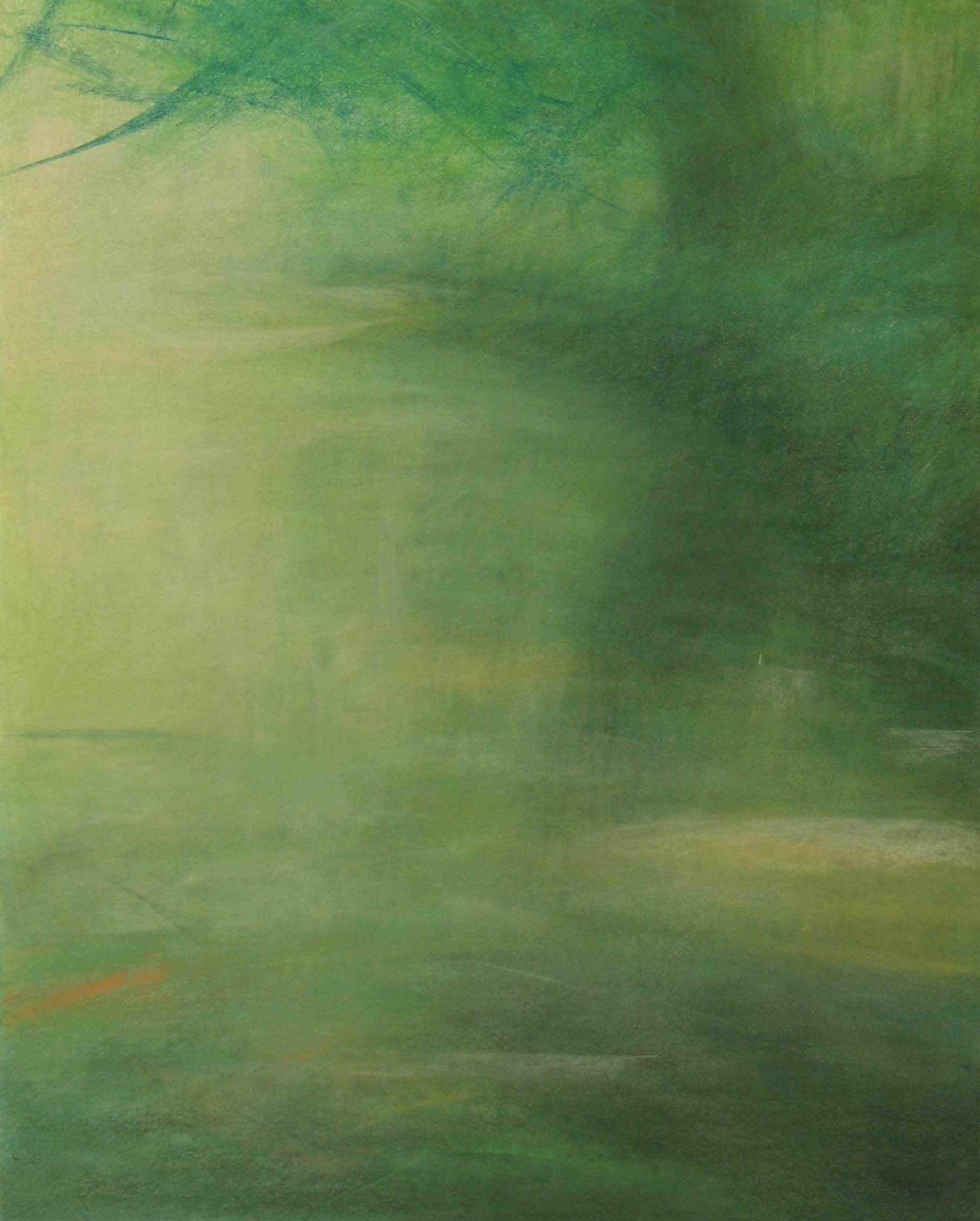 Verdi Riflessi - Graziella Da Gioz, Vino Santalucia 2016