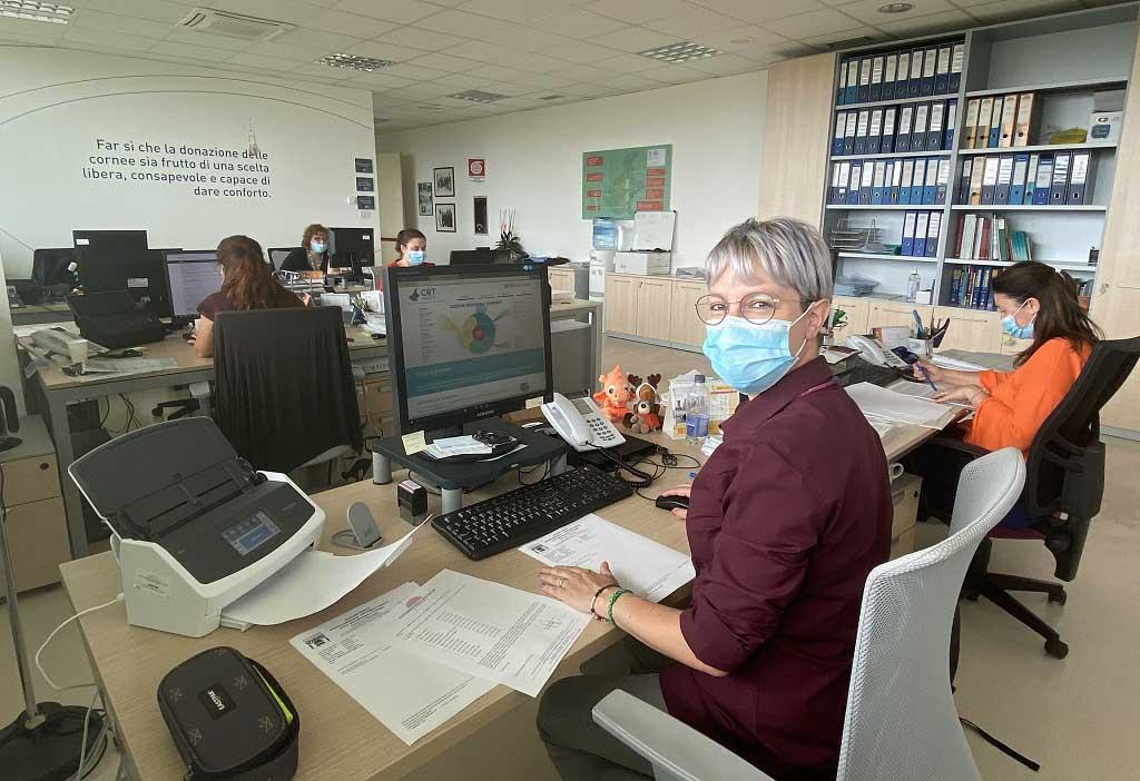 La Medicina delle Donazioni - Fondazione Banca degli Occhi del Veneto Onlus