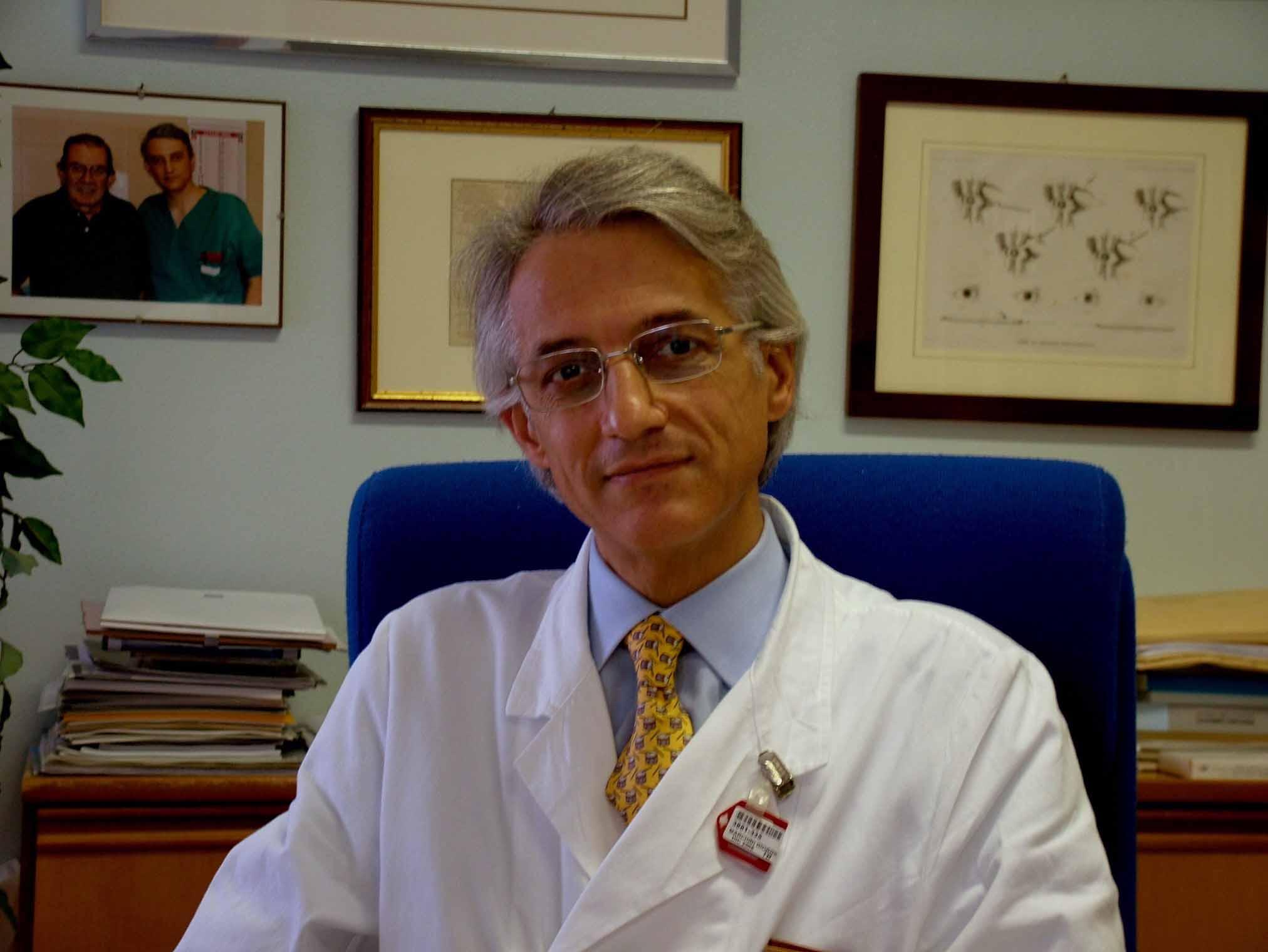 IL prof. Giorgio Marchini