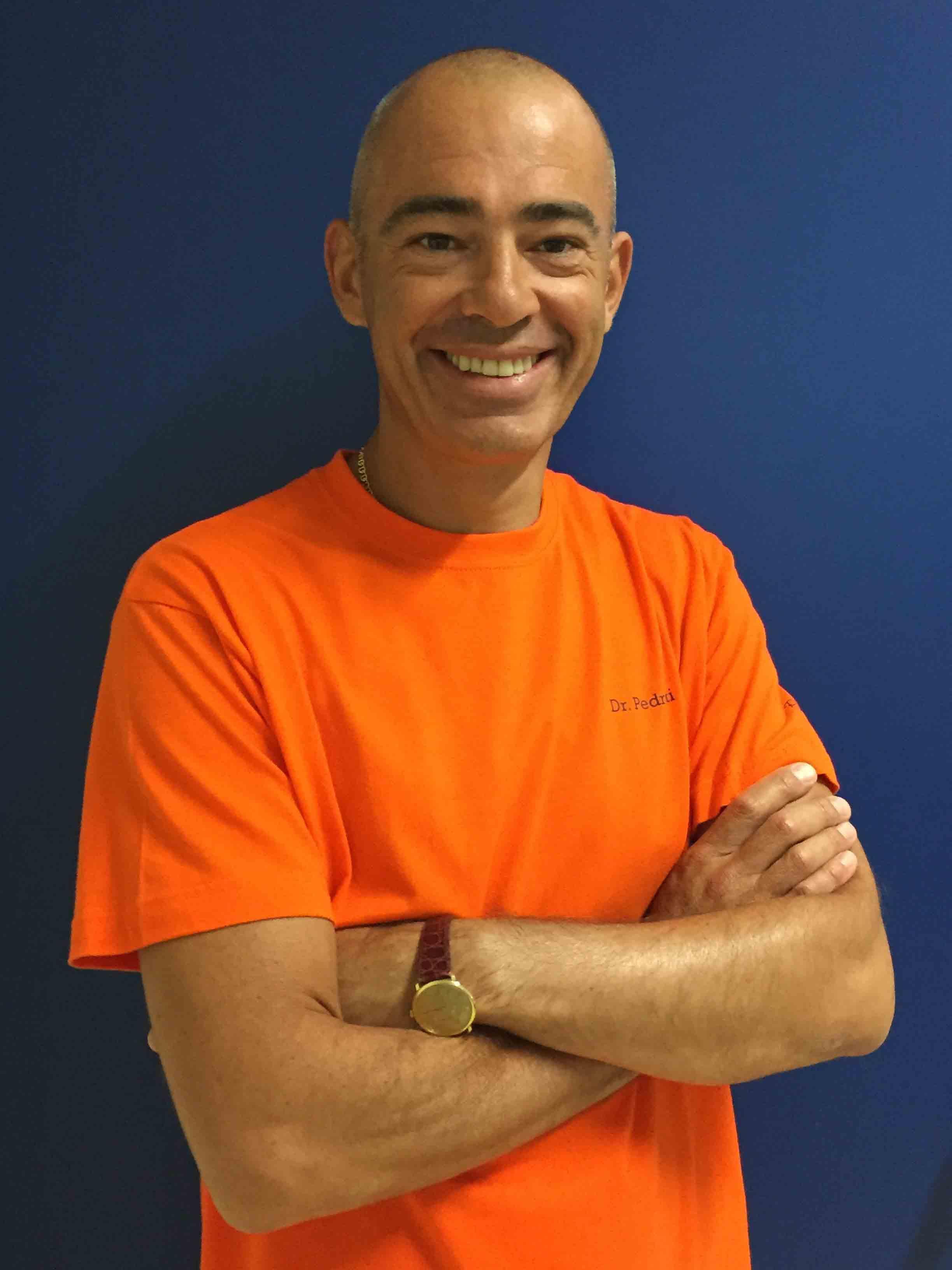 IL prof. Emilio Pedrotti
