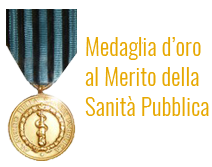 Medaglia d'oro al merito della Sanità Pubblica