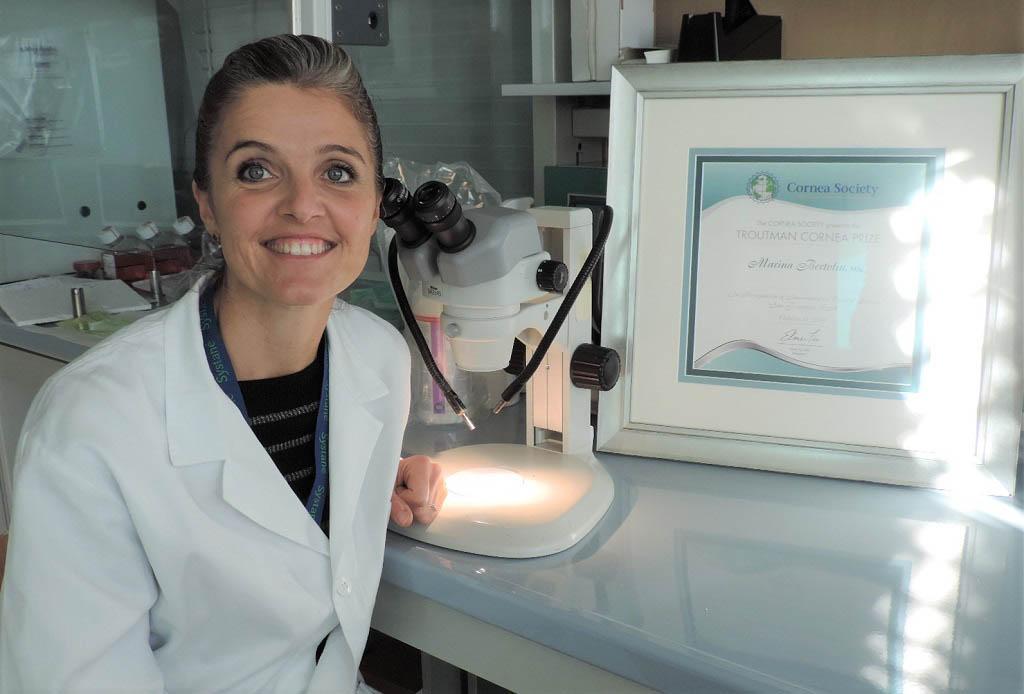 La ricercatrice Marina Bertolin