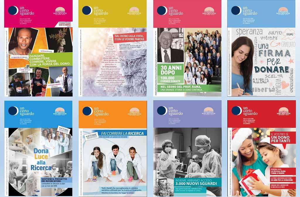 Un certo sguardo - Il Magazine di Fondazione Banca degli Occhi