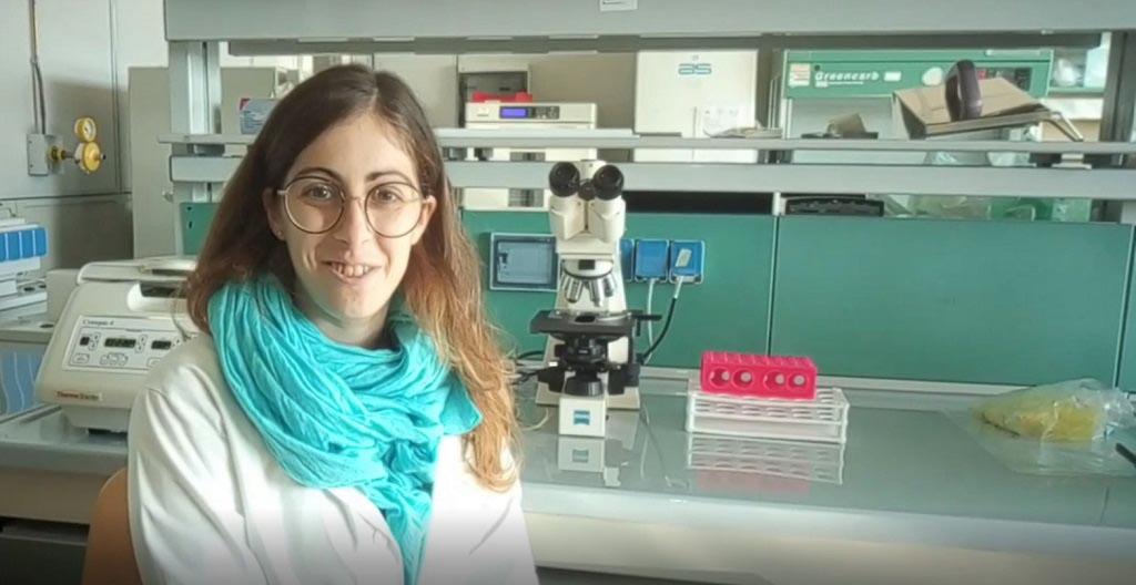 La ricercatrice clinica Paola Gallon