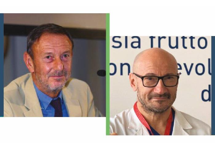 Umberto Curi e Diego Ponzin